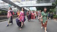 Hari Batik Nasional: Perkenalkan Ini Batik Maos Cilacap, Keren! (Foto: Image Dynamics)