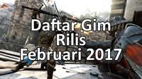 Gim Rilis Februari 2017
