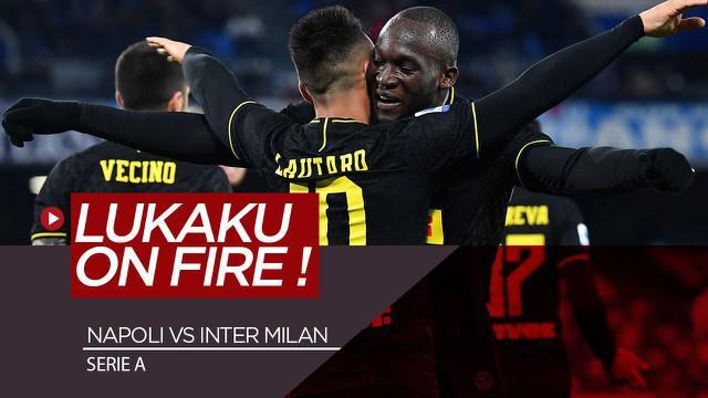 Berita Video Highlights Napoli Vs Inter Milan 1-3