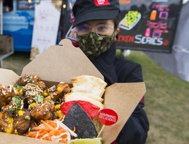 FOTO: Mengunjungi Festival Ayam Goreng di Toronto