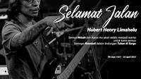 Hubert Henry Limahelu, Pemain Bas Boomerang Meninggal Dunia (Instagram.com/boomerang_official)