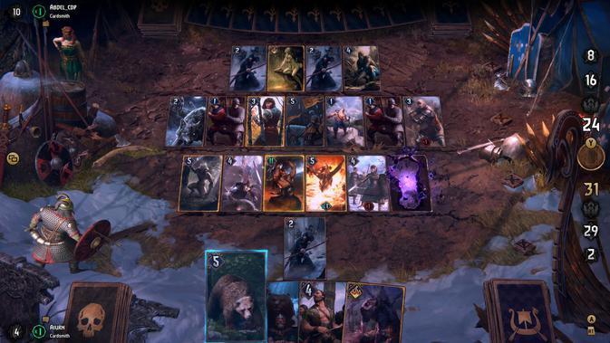 Gwent: The Witcher Card Game Segera Sambangi iOS. (Doc: GOG)