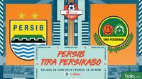 Shopee Liga 1 - Persib Bandung Vs PS Tira Persikabo (Bola.com/Adreanus Titus)