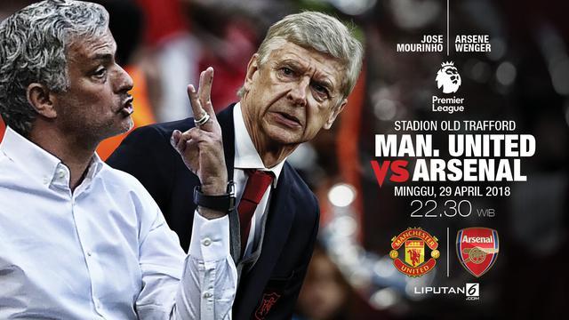 Jadwal Liga Inggris Malam Ini Manchester United Vs Arsenal Bola Liputan6 Com
