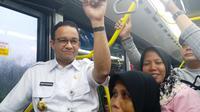 Gubernur DKI Jakarta, Anies Baswedan. (Liputan6.com/Ika Defianti)