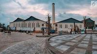 Restorasi pabrik gula colomadu menjadi pusat kebudayaan bertaraf internasional di Jawa Tengah. Kini nama barunya De Tjolomadoe