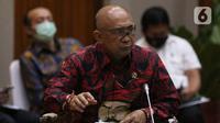 Menteri Koperasi dan UKM Teten Masduki (Liputan6.com/Helmi Fithriansyah)