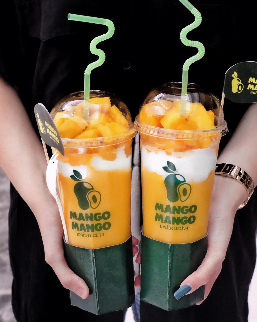 Mango Mango, Jakarta. (Sumber Foto: henjiwong/Instagram)