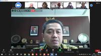 Kepala Badan Pengembangan Sumber Daya Manusia ESDM, Prahoro Yulijanto Nurtjahyo.