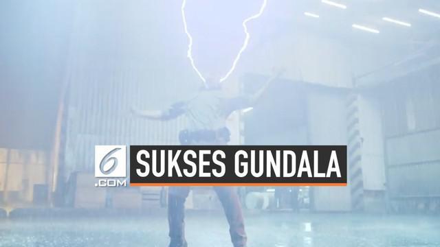 Film Gundala sukses mencuri perhatian masyarakat sejak awal perilisannya. Terbukti empat hari dirilis film Gundala telah ditonton 700 ribu lebih penonton.