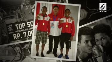 Duo kembar, Bagas Kaffa dan Bagus Kaffi menjadi primadona timnas U-16. Garuda junior memenangkan Piala AFF U-16 2018 memang tak lepas dari peran dua saudara kembar ini.