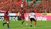 Duel PSM vs Bali United di Stadion Andi Mattalatta Mattoangin, Makassar, Minggu (25/11/2018). (Bola.com/Abdi Satria)