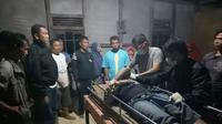 Usai curi kotak amal masjid, remaja tewas kena serangan jantung. Foto: (Raden AMP/Liputan6.com)