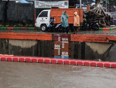 Pintu Air Manggarai Siaga 3, Warga Diimbau Waspada Banjir