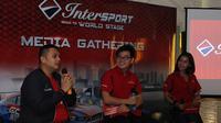 Para pembalap muda Indonesia kini memiliki wadah baru untuk menyalurkan kemampuan balapnya melalui ajang Intersport World Stage.