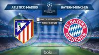 Liga Champions_Atletico Madrid vs Bayern Munchen (Bola.com/Adreanus TItus)