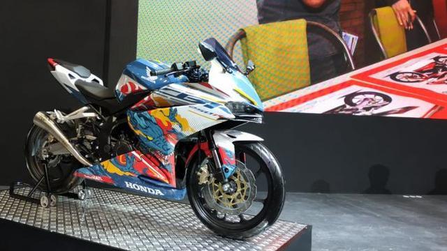 Juara Modifikasi Digital Honda Cbr250rr Ini Bisa Diproduksi Massal