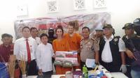 Turis Rusia tanam ratusan pohon ganja di Bali