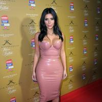 Sepertinya tidak akan ada yang menghalangi Kim Kardashian untuk tampil semaksimal mungkin di depan publik. (Bintang/EPA)