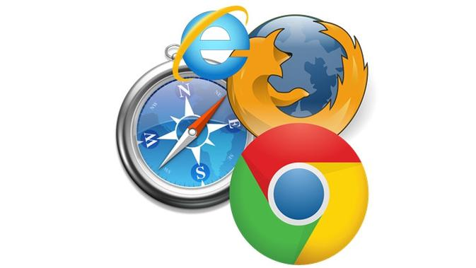 Ilustrasi Browser Internet (sumber: Pixabay)