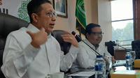 Menteri Agama (Menag) Lukman Hakim Saifuddin. Darmawan/Dok MCH