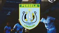 Liga 1 - Ilustrasi Logo Persela Lamongan BRI Liga 1 (Bola.com/Adreanus Titus)