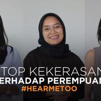 FIMELA Mendukung Kampanye #HearMeToo dan Menolak Kekerasan Terhadap Perempuan