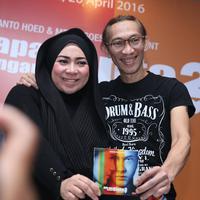 Launching album soundrack AADC2 (Andy Masela/Bintang.com)
