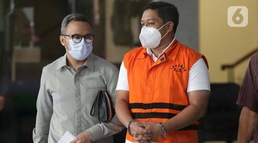 Mantan Penyidik KPK, Stepanus Robin Pattuju Kembali Jalani Pemeriksaan