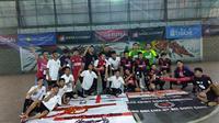 Euro Futsal Championship pentisihan area Tangerang. (Dok. Roro Jongrang Sport EO)