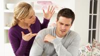 Punya istri sering mengomel, risiko suami terkena diabetes menurun.