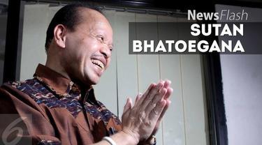 Politikus Partai Demokrat  Sutan Bhatoegana meninggal dunia di Rumah Sakit Bogor Medical Center, Sabtu pagi (19/11/2016). Sebelumnya almarhum telah menjalani perawatan intensif di rumah sakit selama dua Minggu.