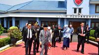 Retno Marsudi mendampingi Ma'ruf Amin kunjungan perdana sebagai wapres ke Jepang.