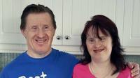 Pasangan sindrom down Maryanne dan Tommy Pilling, menikah dan bahagia