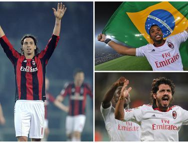 FOTO: 7 Bintang AC Milan saat Terakhir Kali Menjadi Juara Serie A