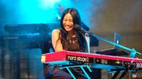 Anggun berkesempatan tampil di festival musik terbesar di Italia, Notte Bianca.