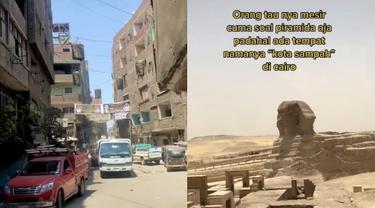 Pemukiman kumuh di Mesir