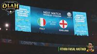 Kolom Olah Bolacom Fithra Faisal Hastiadi - Final Euro 2020 (Bola.com/Adreanus Titus/Foto: Carl Recine / POOL / AFP)