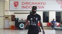 Striker anyar Persiraja Banda Aceh asal Brasil, Paulo Henrique. (Dok. Persiraja)