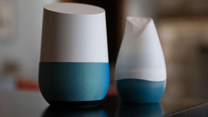 Google Home. (Doc: CNET)