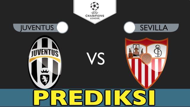 Video Prediksi Liga Champions Juventus vs Sevilla