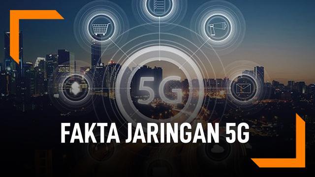 Ini Deretan Fakta Konektivitas 5G