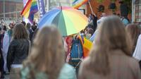 Pride Month dan bendera LGBT. Dok: Pixabay/AndrzejRembowski