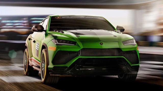 Lamborghini Urus St X Super Suv Yang Siap Terjun Di Arena Balap Otomotif Liputan6 Com