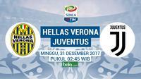 Serie A_Hellas Verona Vs Juventus (Bola.com/Adreanus Titus)