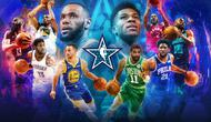 Starter NBA All-Star 2019 (Dok NBA)