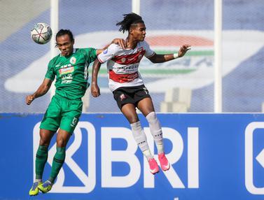 Madura United vs PSS Sleman
