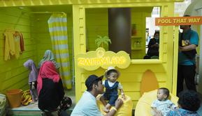 Zwitsaland hadirkan beragam booth seru untuk bangun bonding antara orangtua dan anak. Simak, yuk!