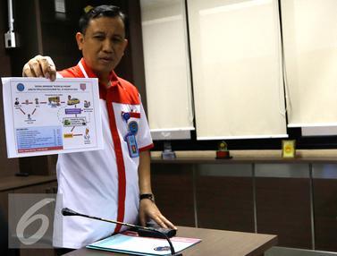 20150909-BNN Tangkap Bandar Narkoba-Jakarta