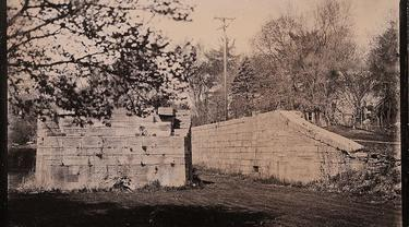 Salah satu hasil fotografi melainotype atau tintypes